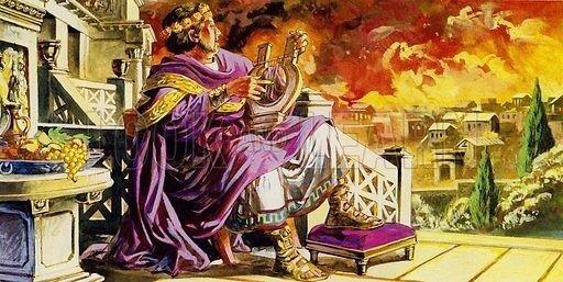 NERO, THE CRAZY EMPEROR?
